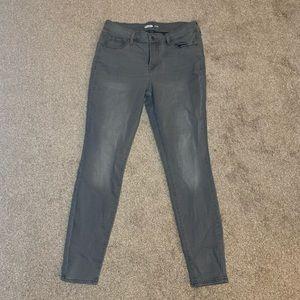 Old Navy Rockstar Gray Jeans
